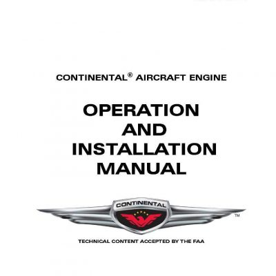 Continental Alternator Service Support Manual 646843