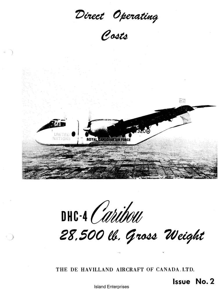 Aerosoft DHC-6 Twin Otter Operational Manual