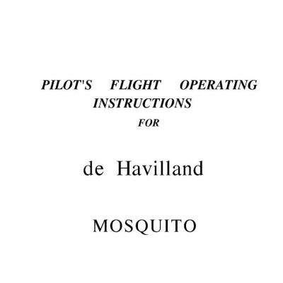 Aerosoft DHC-6 Twin Otter Operational Manual