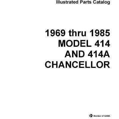 Cessna 414 Parts Manuals Archives