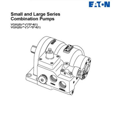 Vicker Pump Overhaul & POH Manual Archives