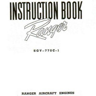Ranger Overhaul & Service Manual Archives