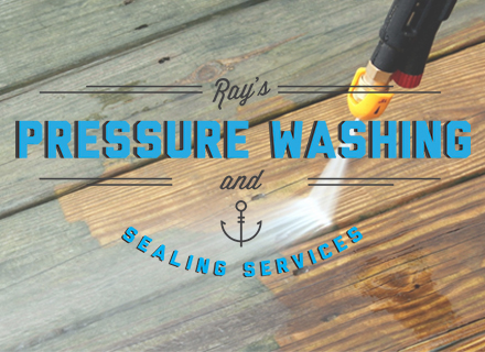 Ray Pressure Washing and Sealing Services