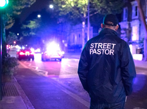 Ealing Street Pastors 999 Over Load