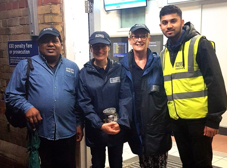 Ealing Street Pastors Why We Do It