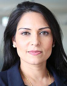 Priti Patel 2016 speaker