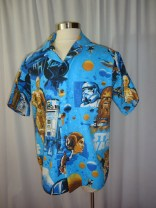 Star Wars Aloha Shirt