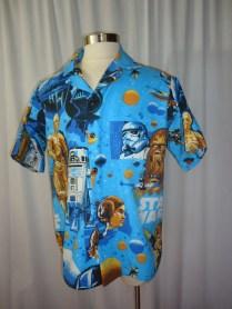 Star Wars Aloha Shirt