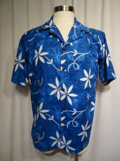 Shaheen Aloha shirt Tiare