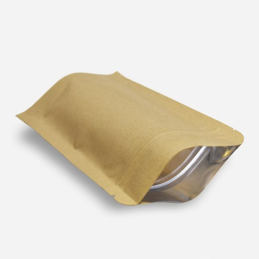 Doypack Kraft Alüminyum