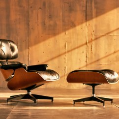Eames Lounge Chair Used Cover Rentals Vaughan Replica Of And Ottoman Find Buy