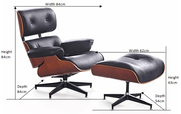 Download Build Eames Lounge Chair Plans DIY Wooden Roof