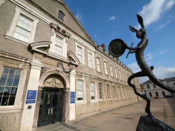 Museum of Modern Art Dublin Ireland