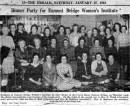 Eamont Bridge Womens Institute