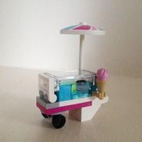 Lego Friends Ice Cream Cart