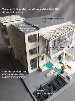 Image of MOCSA by Bricksareforme