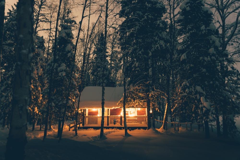 photo cabin
