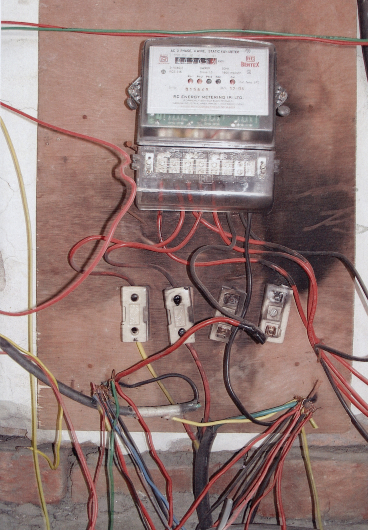 hight resolution of commenting on the photo s submitted e t features editor vitali vitaliev said the wiring regulations have kept generations in the uk safe from fires and