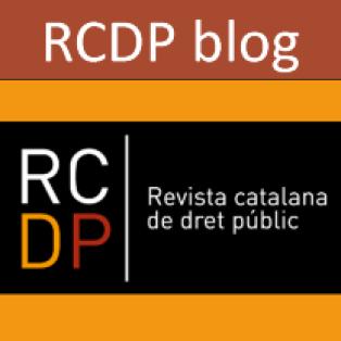 Logotip del RCDP blog