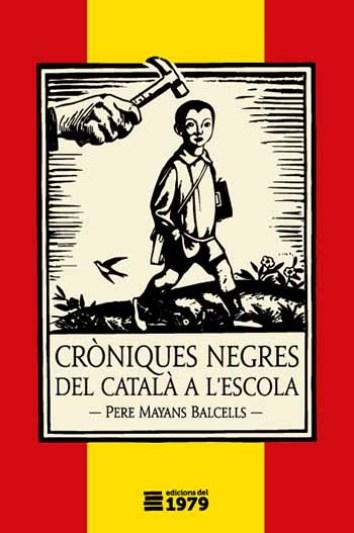 Portada Cròniques negres del català a l'escola