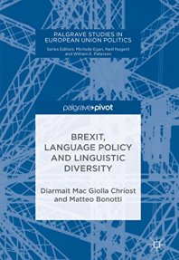 Portada Brexit, language policy and linguistic diversity