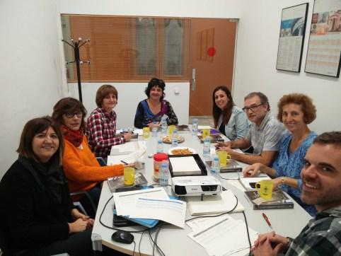 Reunió del grup de mentoria de l'EAPC