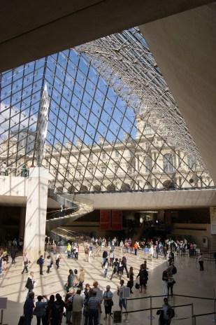 Au coeur du Louvre