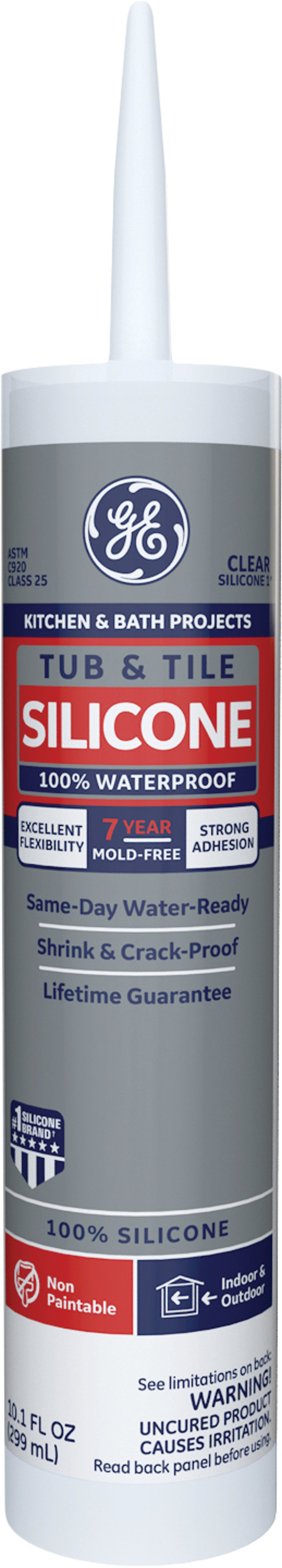 buy ge silicone 1 tub tile kitchen