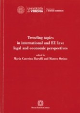 Trending topics in international and EU law_cover
