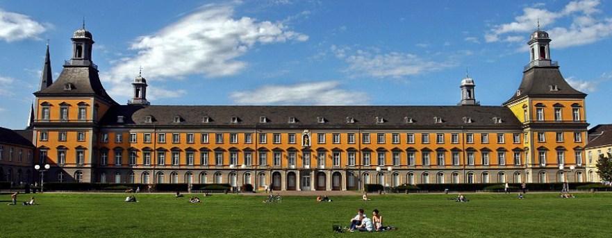 Hauptgebaeude Uni Bonn