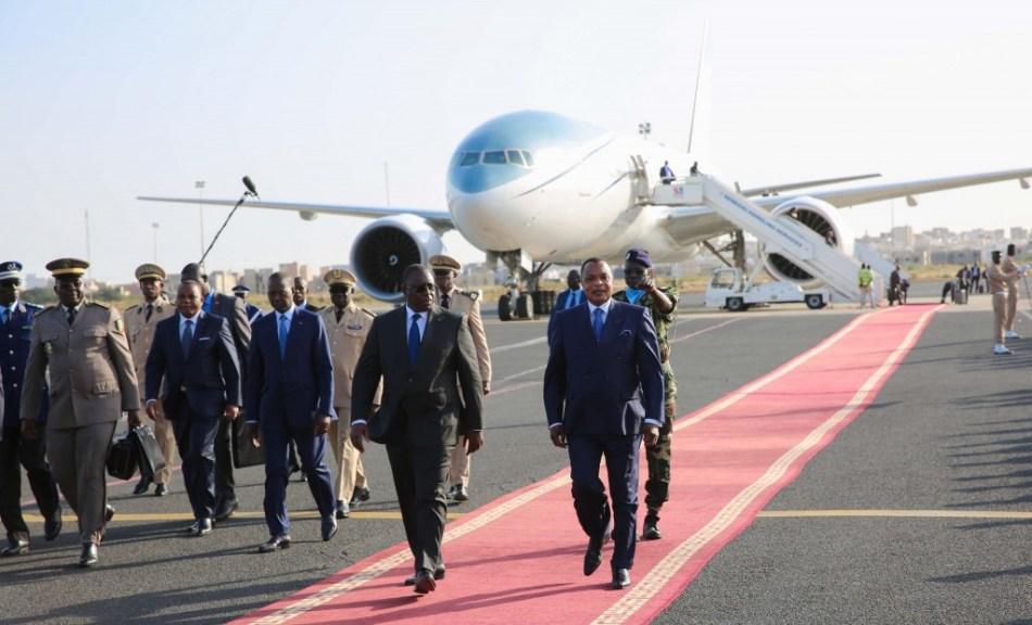Sassou Boeing