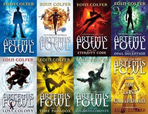 artemis-fowl-series