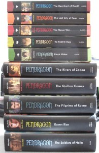 pendragon-series