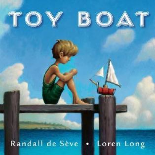 Toy Boat by Randall de Seve