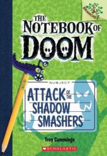Attack of the Shadow Smashers by Troy Cummings