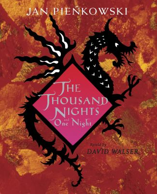 The Thousand Nights and One Night by Jan Pienkowski