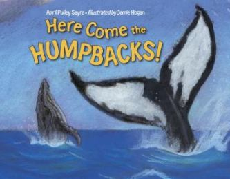 Here Come the Humpbacks by April Pulley Sayre