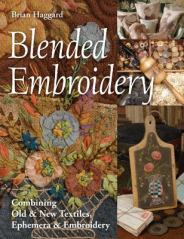 Blended Embroidery by Brian Haggard