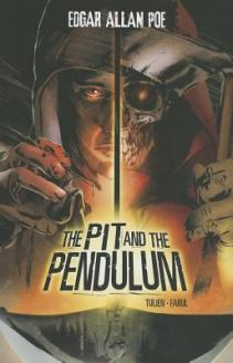 The Pit and the Pendulum graphic adaptation