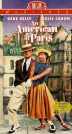 An American in Paris DVD