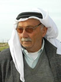 Mohammad Khalil. Photo EAPPI/L. Hilton.