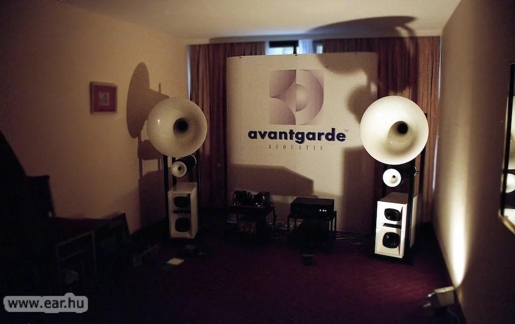 Az első Avantgarde, amivel nem sikerült megbarátkozni