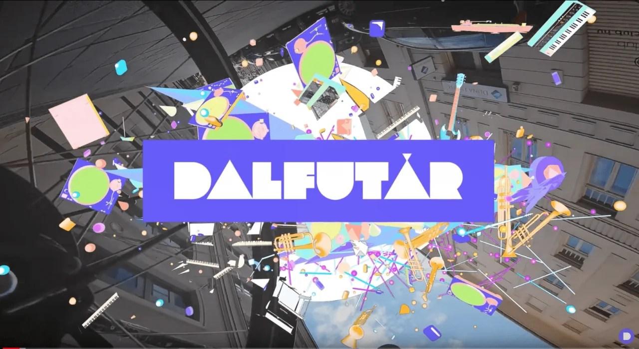 Kövessétek a Dalfutárt