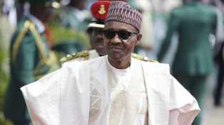 Buhari President of Nigeria 2017
