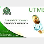 Jamb Change of Course and Institution Logo