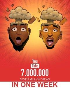 Blow My Mind - 7 Million in 7 Days