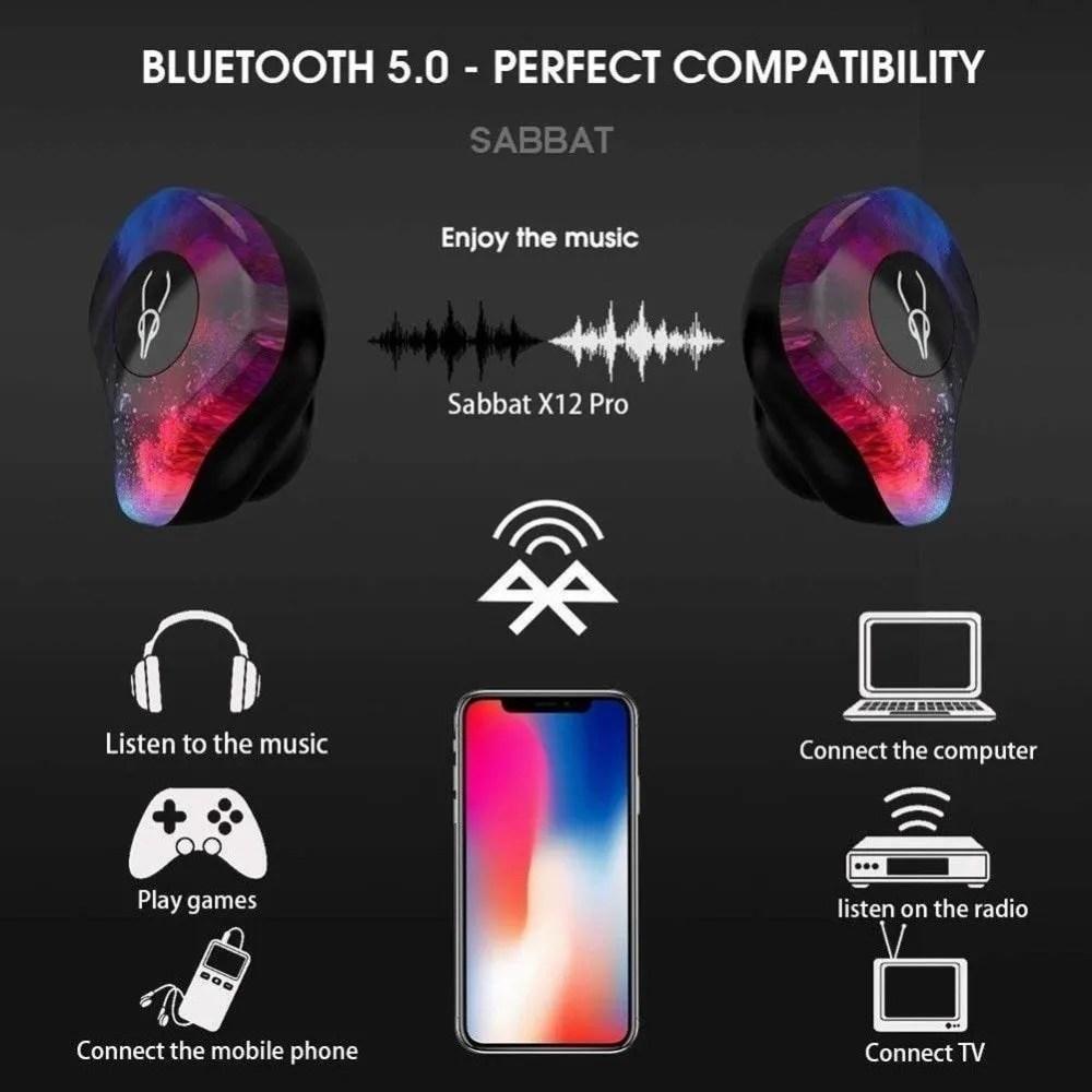 sabbat x12 pro best wireless earbuds 11