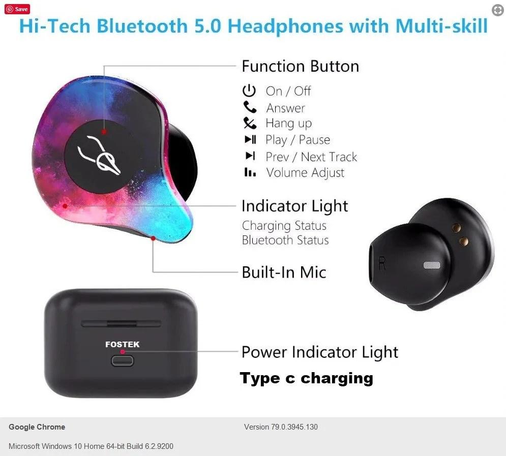 sabbat x12 pro best wireless earbuds 4