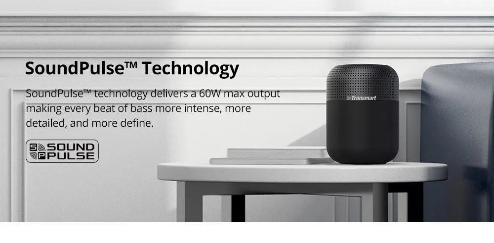 bluetooth speaker tronsmart t6 max review. 1