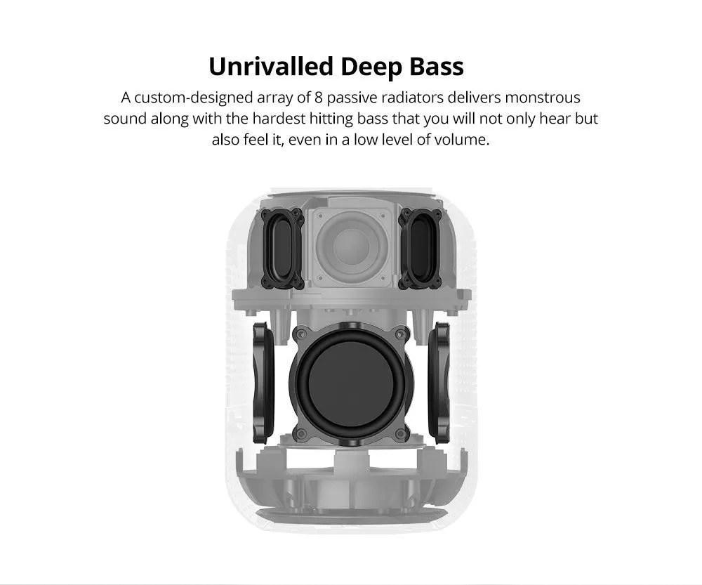 bluetooth speaker tronsmart t6 max review. 3